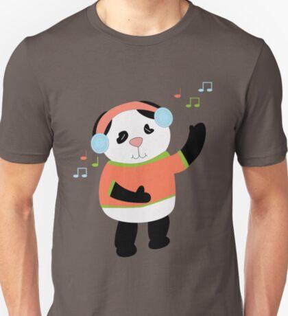 Dancing Panda Shirt T-Shirt