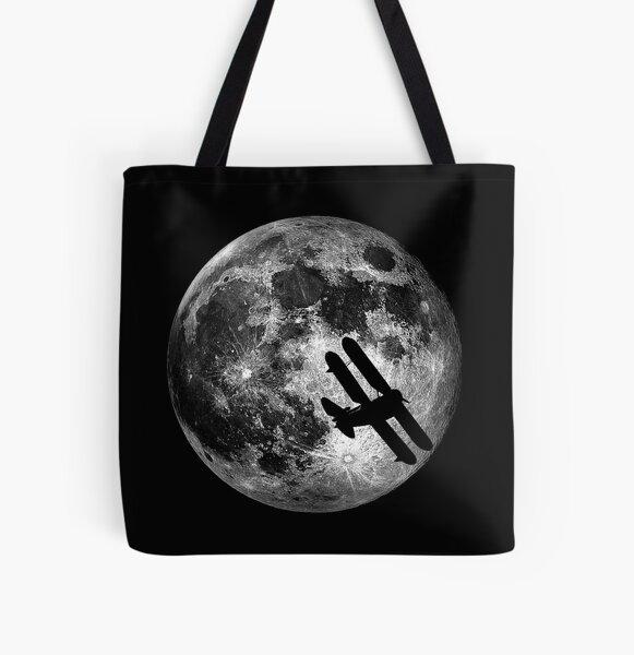 Vol De Nuit All Over Print Tote Bag