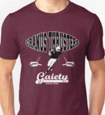 Uranus Thrusters American Football T-Shirt