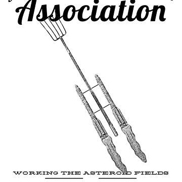 Galactic Farmers Association by dudewithhair