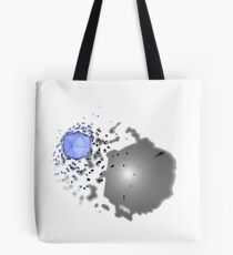 3D object Tote Bag