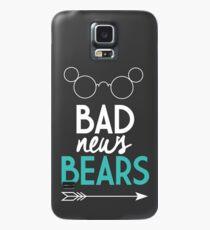 Schlechte Nachrichten Bären Hülle & Klebefolie für Samsung Galaxy