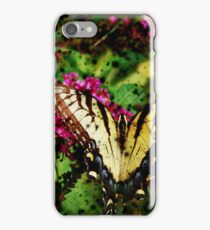Expired Film Butterfly iPhone Case/Skin
