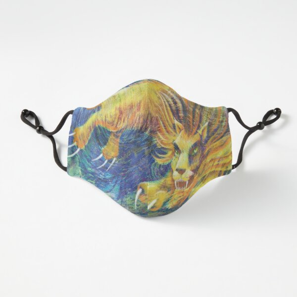 Lion Fitted 3-Layer