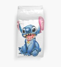 Stitch - Colored pencils Duvet Cover