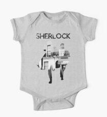 Monochrome Street Sherlock Kids Clothes