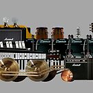 instrument train 2 by tinncity