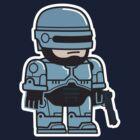 Mitesized Robocop by Nemons