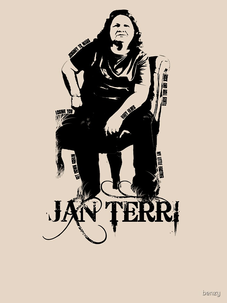Jan Terri | Unisex T-Shirt