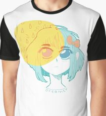 Dreaming in Primary Pastel Graphic T-Shirt
