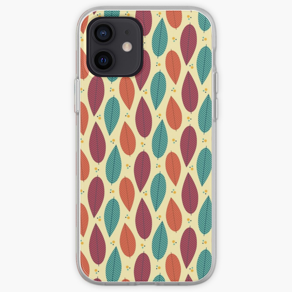 When the leaves come falling down iPhone Case & Cover