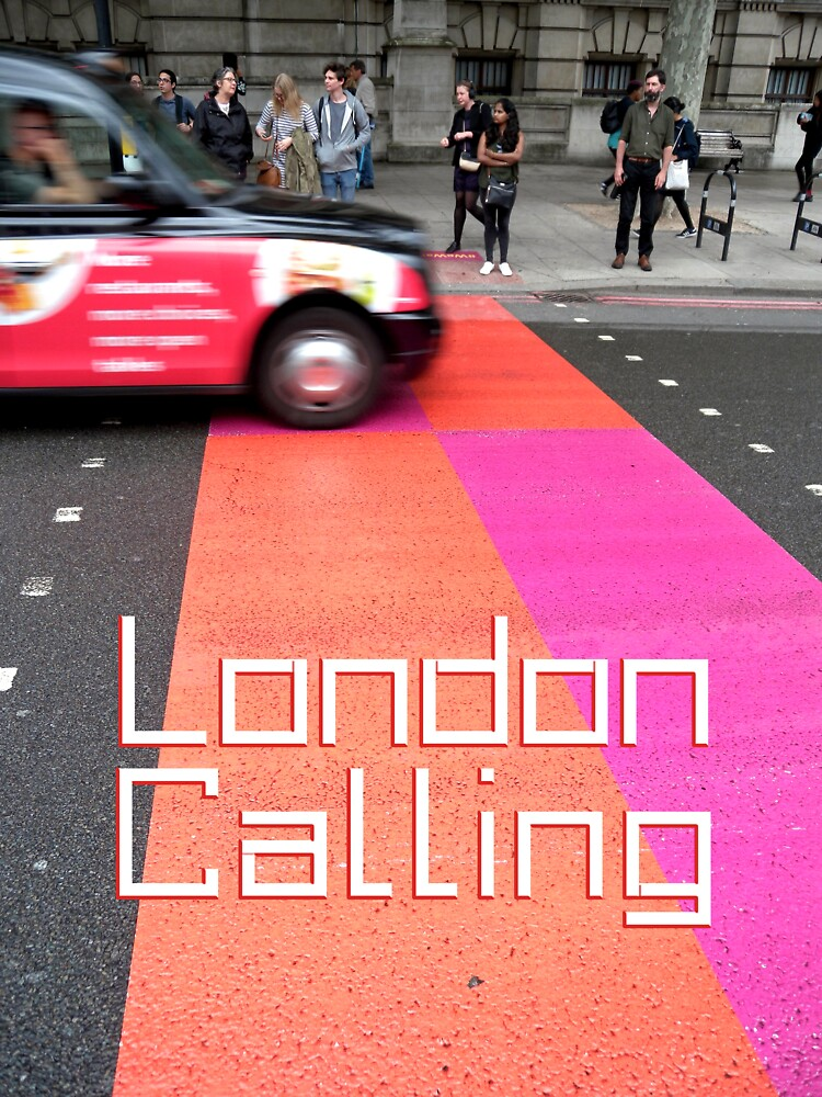 """""""London Calling"""" by hoxtonboy"""