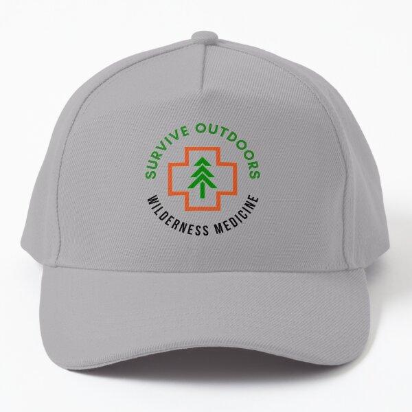 Survive Outdoors Wilderness Medicine Logo1 Baseball Cap