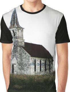 Nebraska Church Graphic T-Shirt