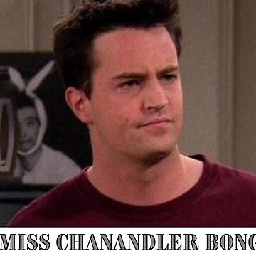 Miss Chanandler Bong by mhv23