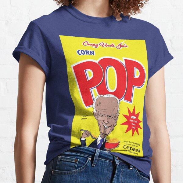 Creepy Uncle Joe's Corn Pop Classic T-Shirt