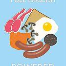 Full English Powered. by Smallbrainfield