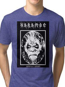 Black Metal Harambe Tri-blend T-Shirt