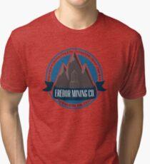 Erebor Mining Company Tri-blend T-Shirt