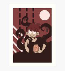 Eye Theif Art Print