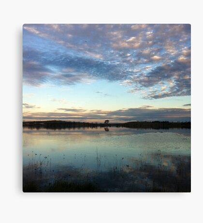 Dangars Lagoon Canvas Print