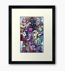 A Hearth's Warming Tail Framed Print