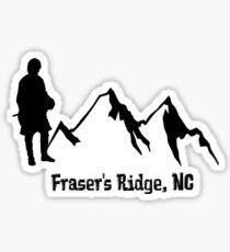 Fraser's Ridge Sticker