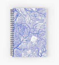 Arid streams of north-west Queensland, Australia Spiral Notebook