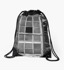 Window to the past Drawstring Bag