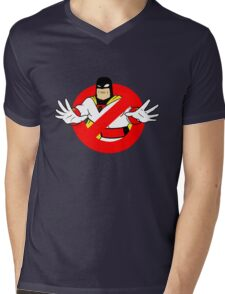 Space Bustin' Mens V-Neck T-Shirt