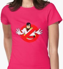 Space Bustin' Womens Fitted T-Shirt