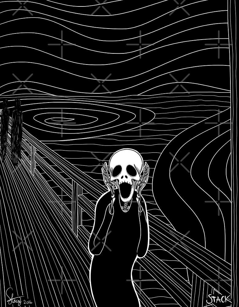 The Scream by Stack