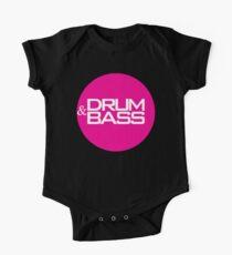 Drum & Bass  One Piece - Short Sleeve