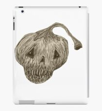 Halloween BW iPad Case/Skin