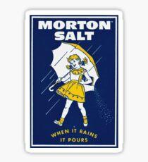 Morton Salt (Phone) Sticker