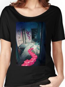 my pink snake Women's Relaxed Fit T-Shirt