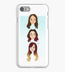 3 geeks iPhone Case/Skin