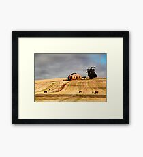 Rural Australia Framed Print