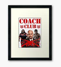 SSW Coach Club  Framed Print