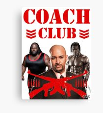 SSW Coach Club  Canvas Print