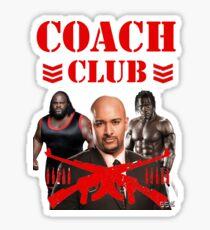 SSW Coach Club  Sticker