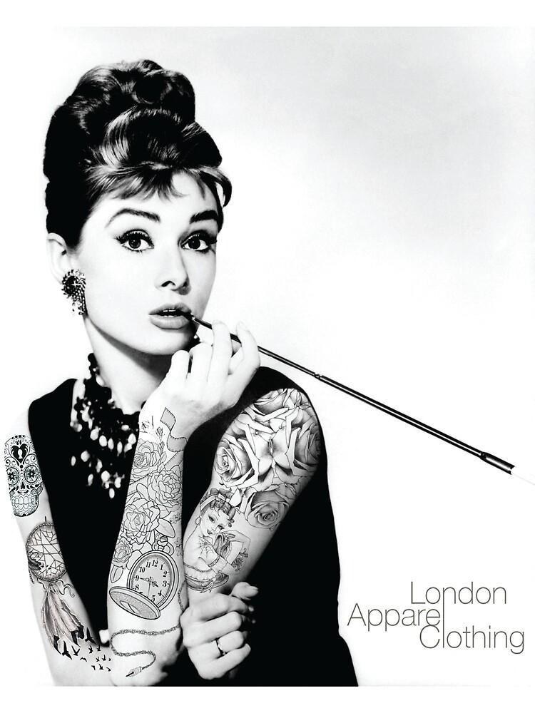 Hepburn Ink'd by LondonApparel