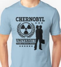 Chernobyl University Nuclear Science T-Shirts and Hoodies T-Shirt