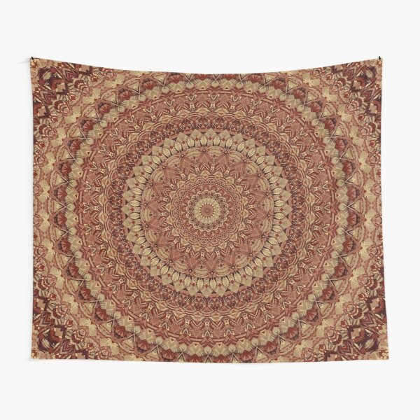 Mandala 132 Tapestry
