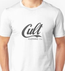 Cult Clothing Co. Logo Tee Unisex T-Shirt