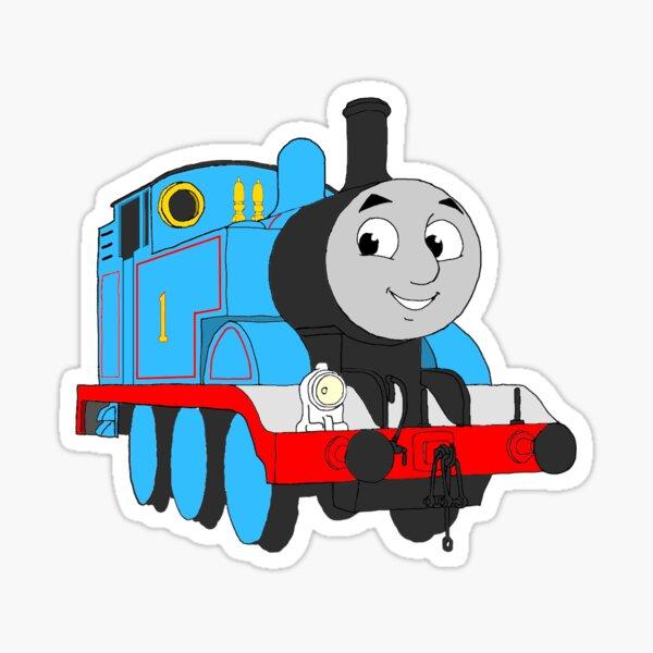 Thomas The Tank Engine Sticker