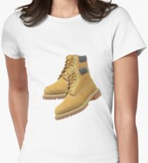 Timbs Women's Fitted T-Shirt