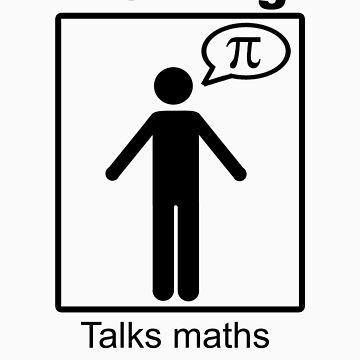 Talks maths (trousers) by sqbr