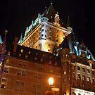 Fairmont Chateau Frontenac - Quebec 2008 by John Schneider