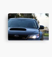 Subaru WRX Canvas Print